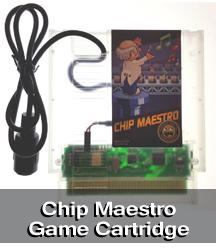 Chip Maestro Cartridge