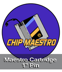 Maetro Cartridge Pin